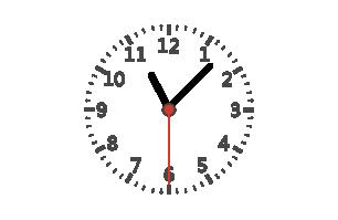 component-clock
